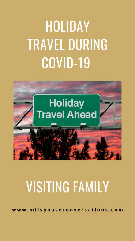 how to travel safely for the holidays during covid 19